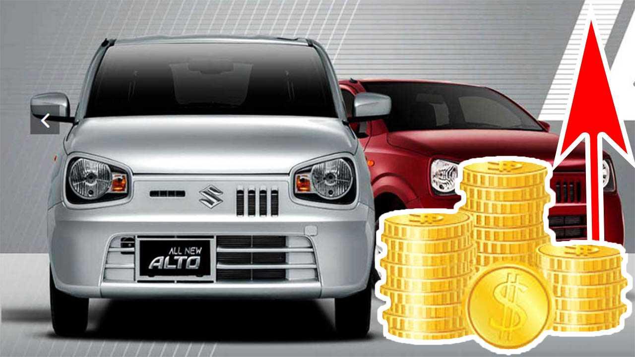 Pak Suzuki Price